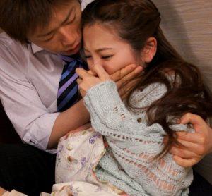 【小川あさ美】「アナタ、見ないでっ!」貞淑美人妻が屈辱凌辱調教で犯されて、卑猥オモチャに堕ちた!